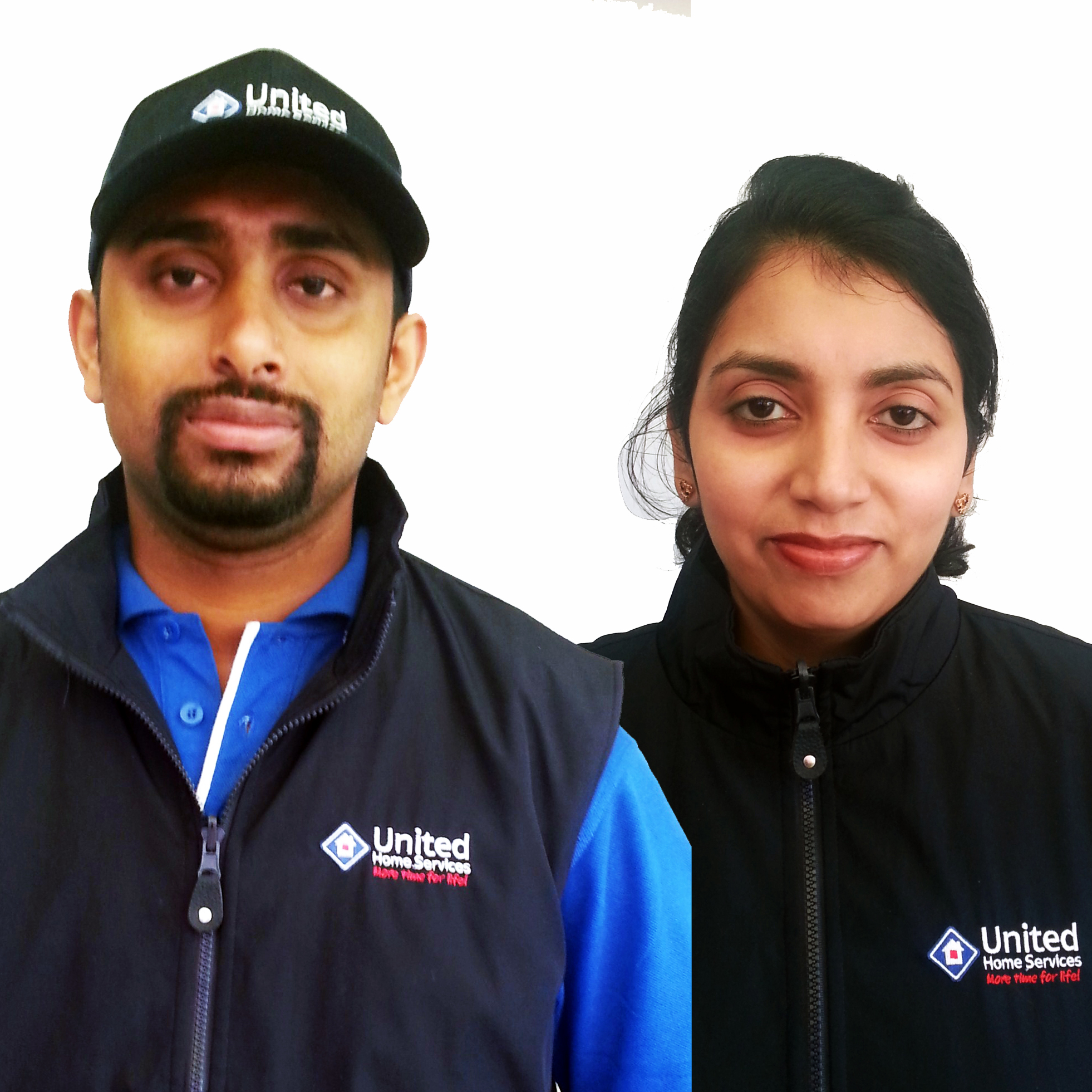 Jerry & Tibbi of United Home Cleaning Services South Morang