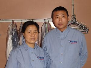 Mei & Jim of United Home Ironing Services Glen Waverly