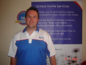 Scott Taylor Of United Gardening Services Ballarat.