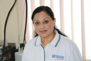 Shahnaz of United Home Ironing Services Narre Warren